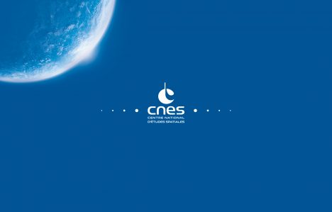 nouvelle charte graphique cnes